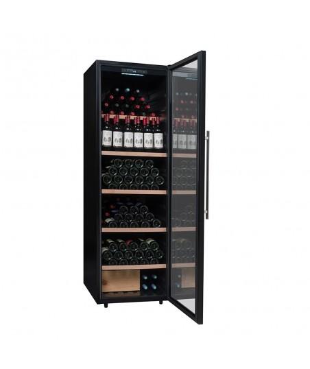 PCLV250 Cave polyvalente ou de conservation 248 bouteilles ouverte