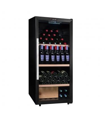 PCLV160 Cave polyvalente exemple rangement 160 bouteilles