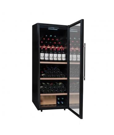 PCLV205 Cave polyvalente 204 bouteilles porte vitrée climadiff