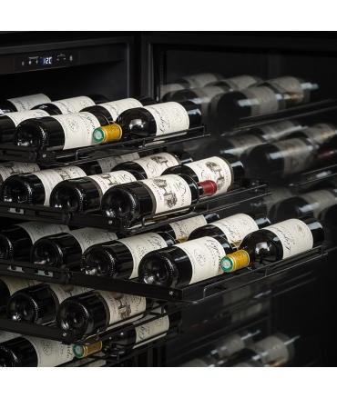 zoom clayette PRO100 cave polyvalente 98 bouteilles