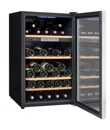 Cave de service CLS52 simple zone 52 bouteilles ouverte