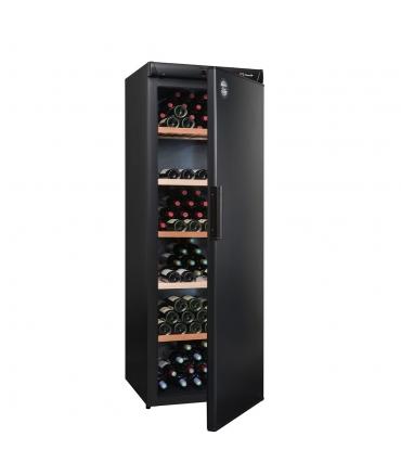 Cave à vin de vieillissement CVP268A++ porte semi-ouverte - 264 bouteilles