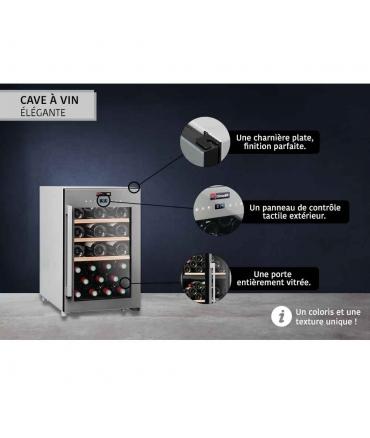 Cave de service 31 bouteilles CLS31 CLiMADiFF design