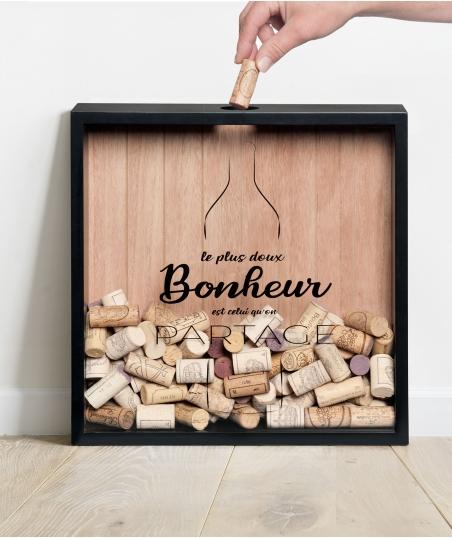 Collecteur de bouchon de vin Climadiff