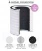 AIRPUR3 - purificateur d'air - filtre