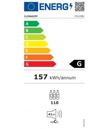 CD110B1 - étiquette énergie