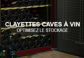 clayettes caves à vin climadiff